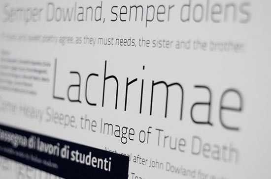 Tipografias para tus diseños