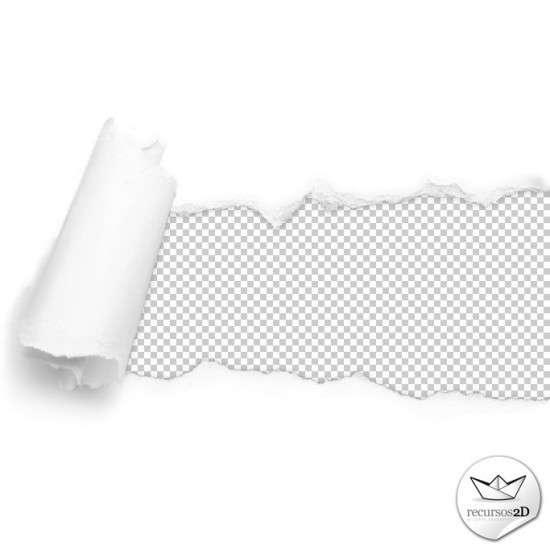 Torn paper PSD  rz 550x550 4 Plantillas de papel rasgado en PSD