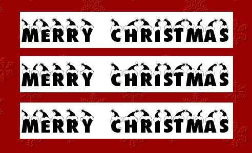 christmas fonts 15 20 Tipografías para Navidad