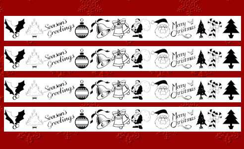 christmas fonts 17 20 Tipografías para Navidad