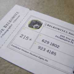 photographers business cards 321 240x240 37 Tarjetas de visita para fotógrafos