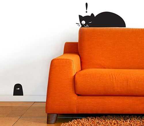 25 Pegatinas para decorar tu hogar